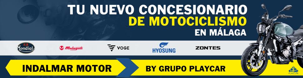 Tu nuevo concesionario de motociclismo en Málaga