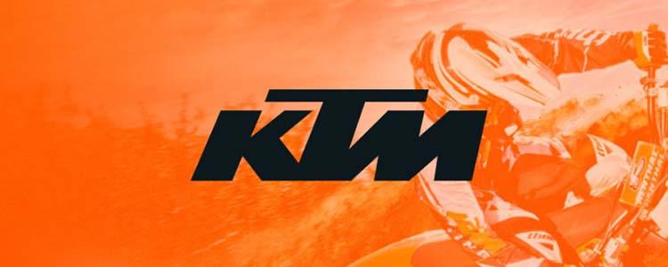 KTM banner