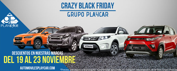 Black Friday Playcar