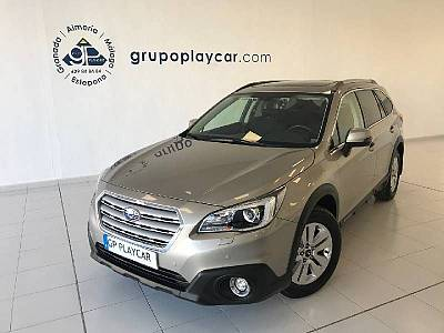 Subaru Outback 2.5i S CVT Executive