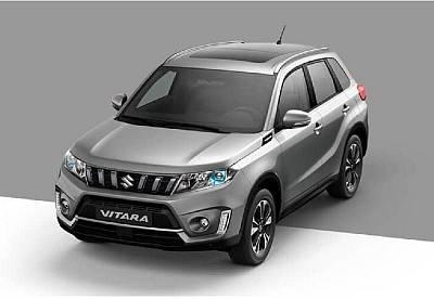 Suzuki VITARA 1.4 GLX 4WD AUT S/R EVAP