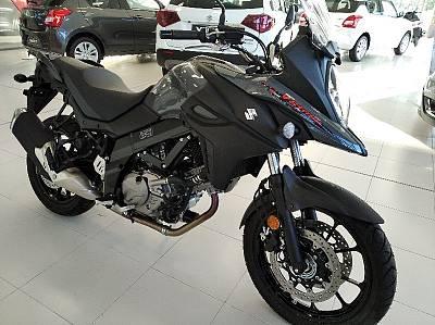 Suzuki Motos V-STROM 650AMO