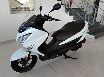 Suzuki Motos BURGMAN 125 MO