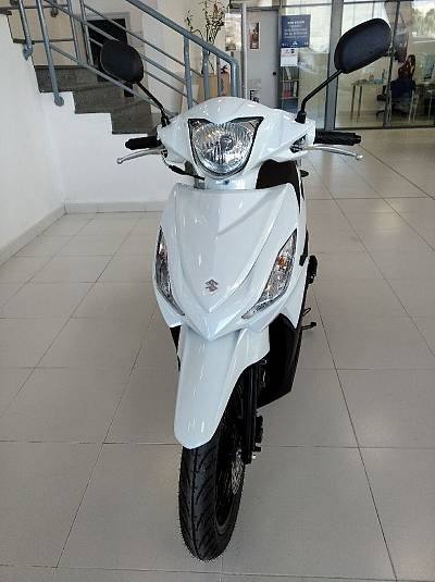 Suzuki Motos Address 125 CC