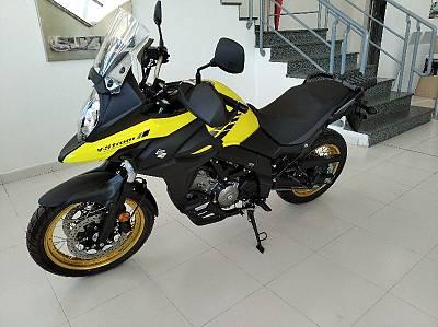 Suzuki Motos VSTROM 650 XT