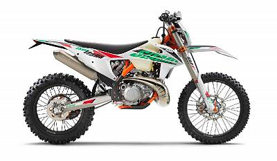 KTM 250 EXC SIX DAYS TPI 2021