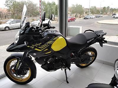 Suzuki Motos V-STROM 1000 XT