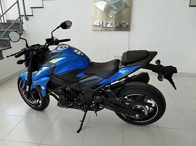 Suzuki Motos GSX S-750 (35 KW)
