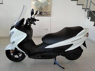 Suzuki Motos BURGMAN 125