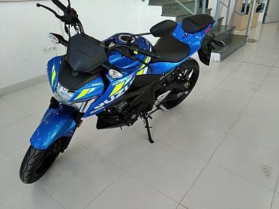 Suzuki Motos GSX S-125